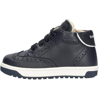 Zapatos Niño Zapatillas altas Balducci - Polacchino blu CSP4101 BLU