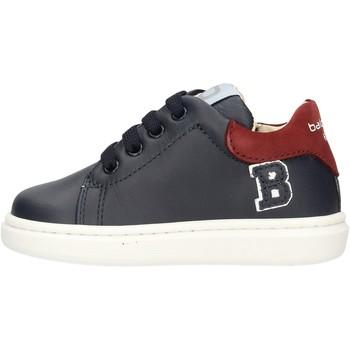 Zapatos Niño Zapatillas bajas Balducci - Sneaker blu MSPO3403 BLU
