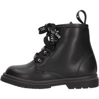 Zapatos Niña Botas de caña baja Cult - Anfibio nero START NERO