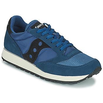 Zapatos Hombre Zapatillas bajas Saucony JAZZ VINTAGE Azul / Negro