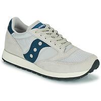 Zapatos Zapatillas bajas Saucony JAZZ VINTAGE Beige / Marino
