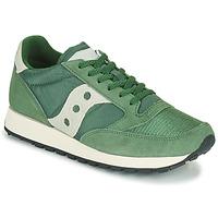 Zapatos Hombre Zapatillas bajas Saucony JAZZ VINTAGE Verde