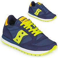 Zapatos Zapatillas bajas Saucony JAZZ ORIGINAL Azul / Amarillo