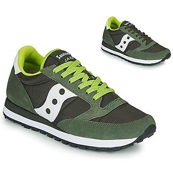 Zapatos Hombre Zapatillas bajas Saucony JAZZ ORIGINAL Gris / Kaki