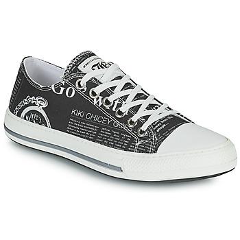 Zapatos Mujer Zapatillas bajas John Galliano ALEXA Negro