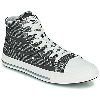 Zapatos Mujer Zapatillas altas John Galliano GERMAINE Negro
