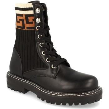 Zapatos Mujer Botines Ainy RQ523 Negro