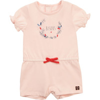 textil Niña Monos / Petos Carrément Beau Y94234-44L Rosa