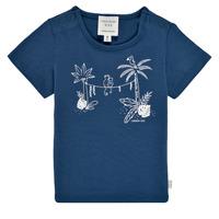 textil Niño Camisetas manga corta Carrément Beau Y95274-827 Marino