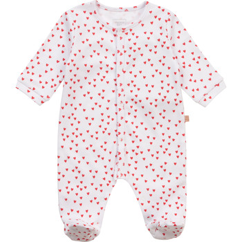 textil Niña Pijama Carrément Beau Y97101-10B Blanco