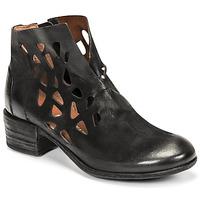 Zapatos Mujer Botas de caña baja Airstep / A.S.98 GIVE PERF Negro
