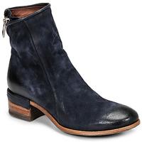 Zapatos Mujer Botines Airstep / A.S.98 GIVE ZIP Marino