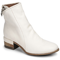 Zapatos Mujer Botines Airstep / A.S.98 GIVE ZIP Blanco