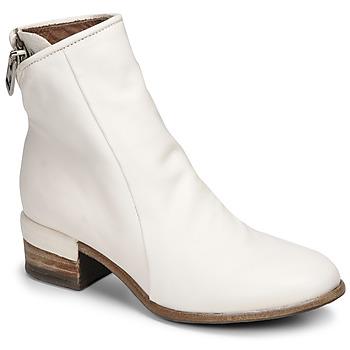 Zapatos Mujer Botines Airstep / A.S.98 GIVE ZIP Blanco