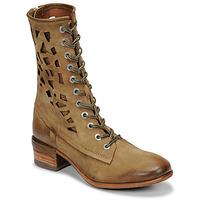 Zapatos Mujer Botas de caña baja Airstep / A.S.98 GIVE HIGH Kaki