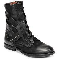 Zapatos Mujer Botas de caña baja Airstep / A.S.98 ZEPORT TRESSE Negro