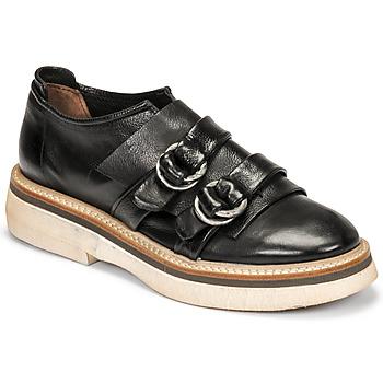 Zapatos Mujer Botas de caña baja Airstep / A.S.98 IDLE MOC Negro