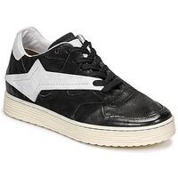 Zapatos Mujer Zapatillas bajas Airstep / A.S.98 ZEPPA Negro / Blanco