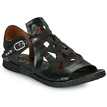 Zapatos Mujer Sandalias Airstep / A.S.98 RAMOS PERF Negro
