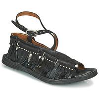 Zapatos Mujer Sandalias Airstep / A.S.98 RAMOS FRANGE Negro