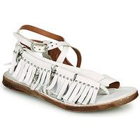 Zapatos Mujer Sandalias Airstep / A.S.98 RAMOS FRANGE Blanco