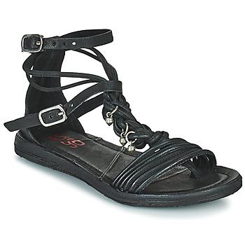 Zapatos Mujer Sandalias Airstep / A.S.98 RAMOS TORSADE Negro