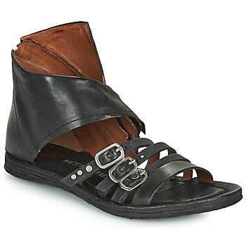 Zapatos Mujer Sandalias Airstep / A.S.98 RAMOS HIGH Negro