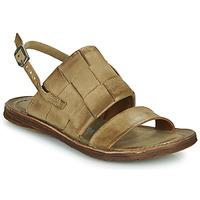 Zapatos Mujer Sandalias Airstep / A.S.98 RAMOS TRESSE Kaki