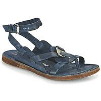 Zapatos Mujer Sandalias Airstep / A.S.98 RAMOS GRE Marino