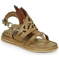 Zapatos Mujer Sandalias Airstep / A.S.98 POLA GRAPH Kaki