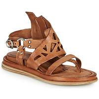 Zapatos Mujer Sandalias Airstep / A.S.98 POLA GRAPH Camel