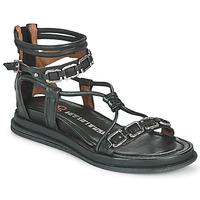 Zapatos Mujer Sandalias Airstep / A.S.98 POLA SQUARE Negro