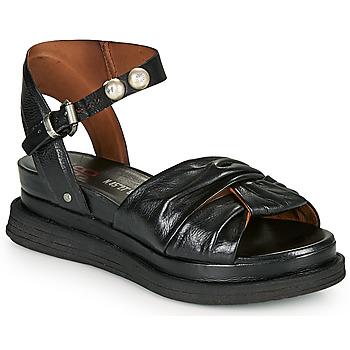 Zapatos Mujer Sandalias Airstep / A.S.98 LAGOS NODE Negro