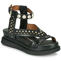 Zapatos Mujer Sandalias Airstep / A.S.98 LAGOS STUD Negro
