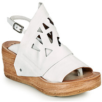 Zapatos Mujer Sandalias Airstep / A.S.98 NOA GRAPH Blanco