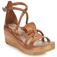 Zapatos Mujer Sandalias Airstep / A.S.98 NOA STRAP Camel