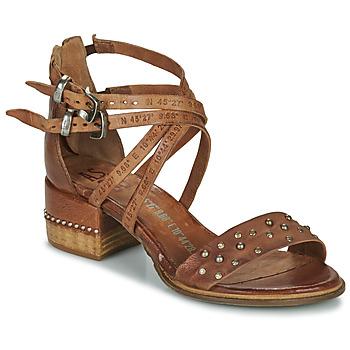 Zapatos Mujer Sandalias Airstep / A.S.98 MORAINE Camel