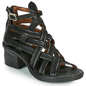 Zapatos Mujer Sandalias Airstep / A.S.98 KENYA BRIDE Negro