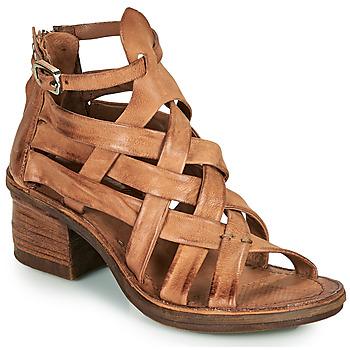 Zapatos Mujer Sandalias Airstep / A.S.98 KENYA BRIDE Camel
