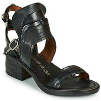 Zapatos Mujer Sandalias Airstep / A.S.98 KENYA BUCKLE Negro