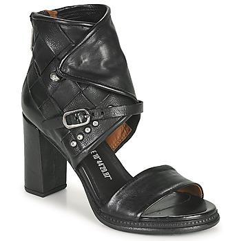Zapatos Mujer Sandalias Airstep / A.S.98 BASILE HIGH Negro