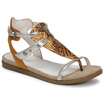 Zapatos Mujer Sandalias Regard BAZUR2 Marrón