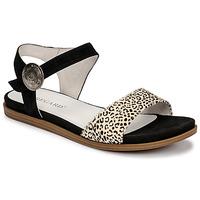 Zapatos Mujer Sandalias Regard BERRY Negro