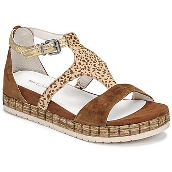 Zapatos Mujer Sandalias Regard CASSIS Marrón