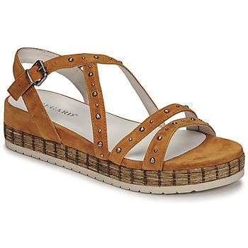 Zapatos Mujer Sandalias Regard CLAIRAC Marrón