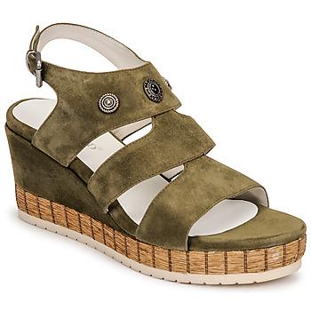 Zapatos Mujer Sandalias Regard DOLLIS Kaki