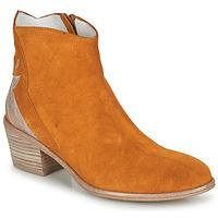Zapatos Mujer Botas de caña baja Regard NEUILLY Marrón