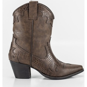 Zapatos Mujer Botines Corina A2812 Marron