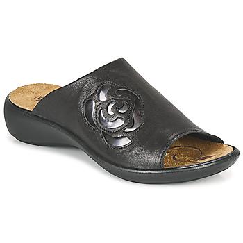 Zapatos Mujer Zuecos (Mules) Romika Westland IBIZA 117 Negro