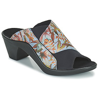 Zapatos Mujer Zuecos (Mules) Romika Westland ST TROPEZ 244 Azul / Multicolor